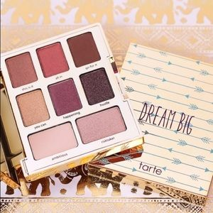 NEW Tarte Dream Big Eyeshadow Palette